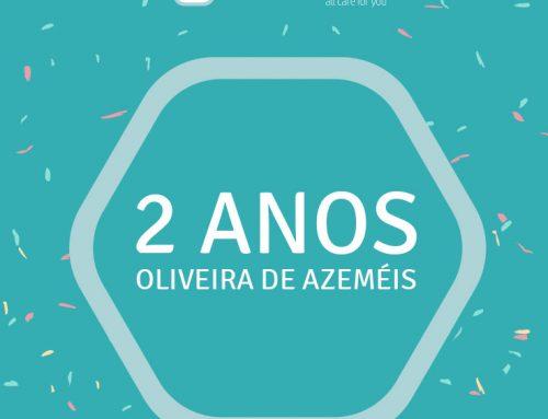 2 Anos Oliveira de Azeméis